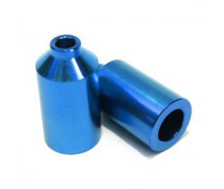 Blunt Aluminium Scooter Pegs Blue