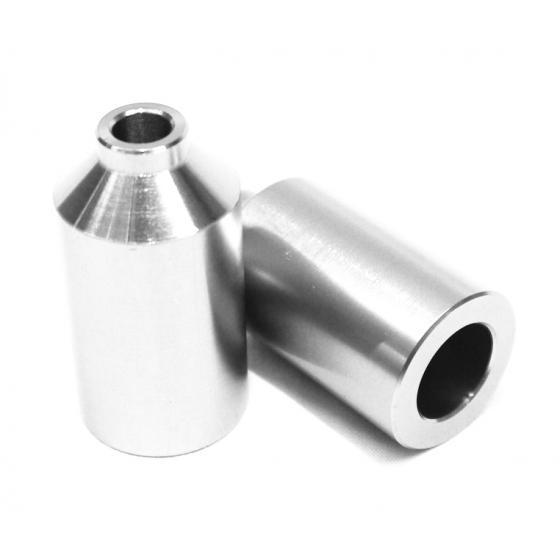 Blunt Aluminium Scooter Pegs Silver