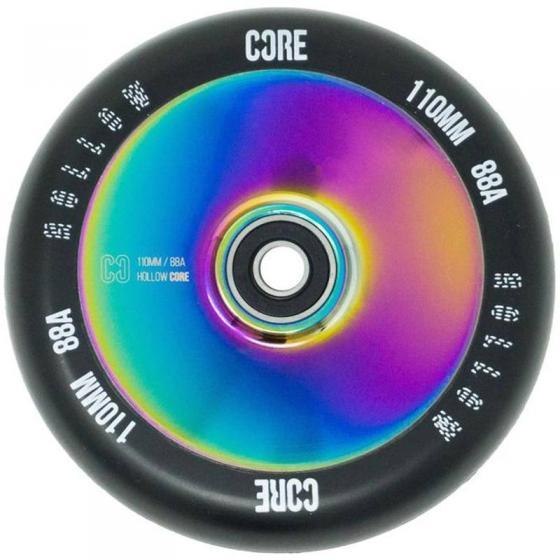 Core Hollow V2 Stunt Scooter Wheel Neo Chrome 110mm