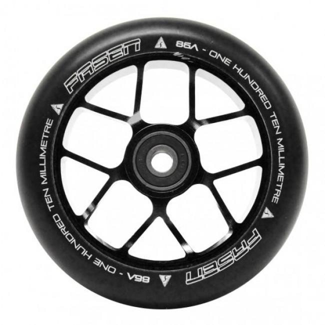 Fasen Jet Scooter Wheel Black 110mm