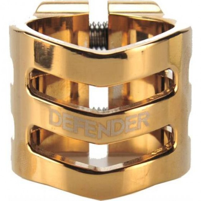 Longway Defender Scooter Clamp Oversized Neo Gold