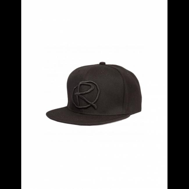 Rampworx Snapback Hat LE 97.7 Black