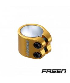 Fasen 2 Bolt Clamp Gold