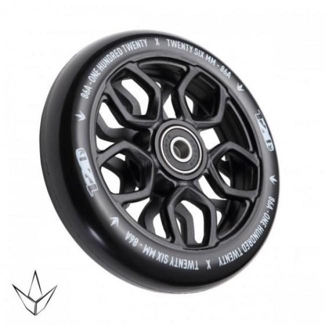 Blunt Lambo 120mm Scooter Wheel Black