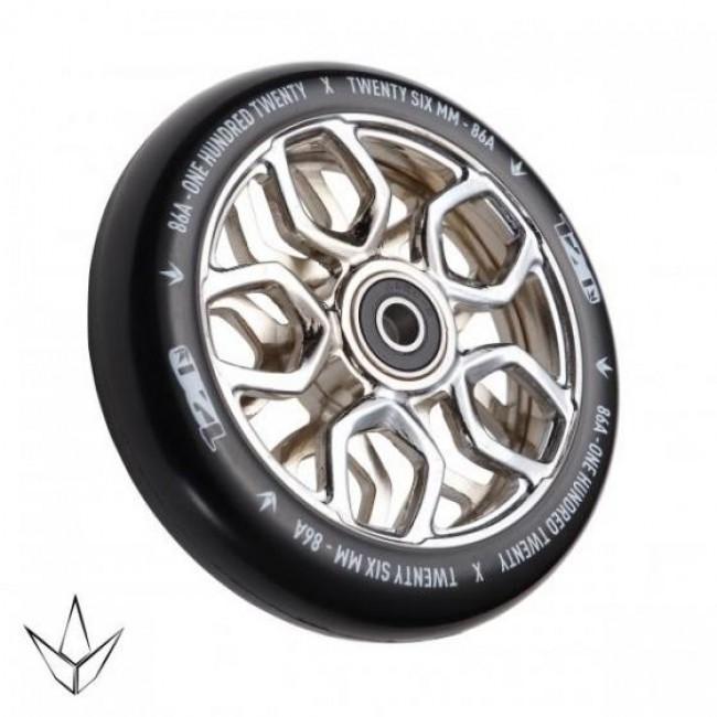 Blunt Lambo 120mm Scooter Wheel Chrome
