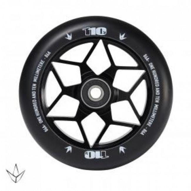 Blunt Diamond Scooter Wheel Black 110mm