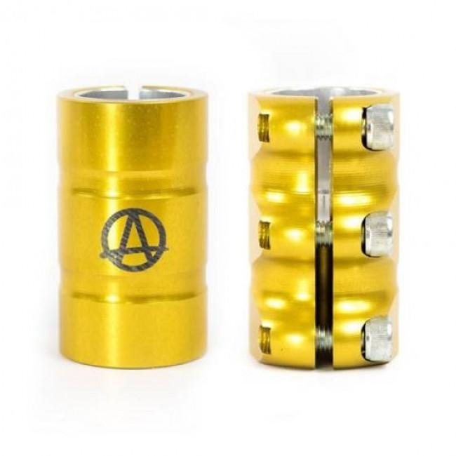 Apex Gamma SCS Compression Clamp Gold