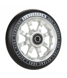 Blazer Octane Scooter Wheel 110mm Silver