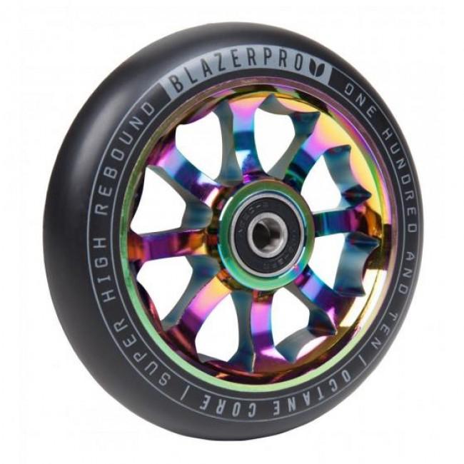 Blazer Octane Scooter Wheel 110mm Neo Chrome