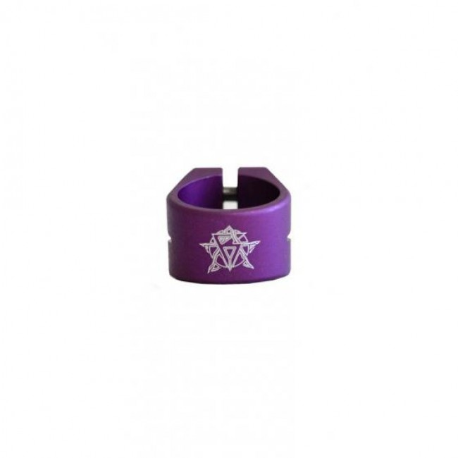 Revolution 6mm HIC Scooter Clamp Purple