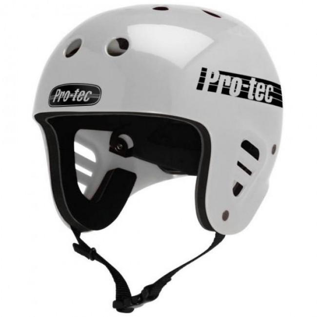 ProTec Full Cut Water Helmet White