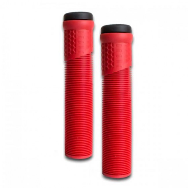 Drone Standard Scooter Grips Red