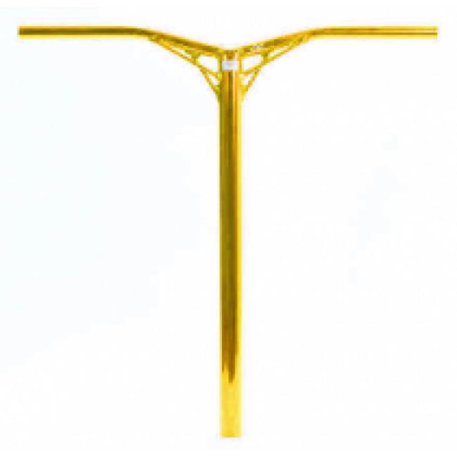 Logic Axis Aluminium Scooter Bars Gold