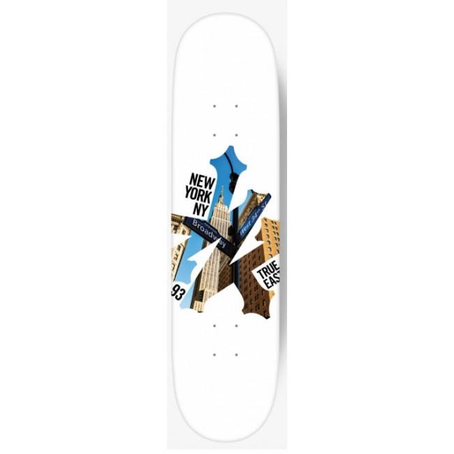 Zoo York Big Cracker Skateboard Deck Cracker Blvd 8