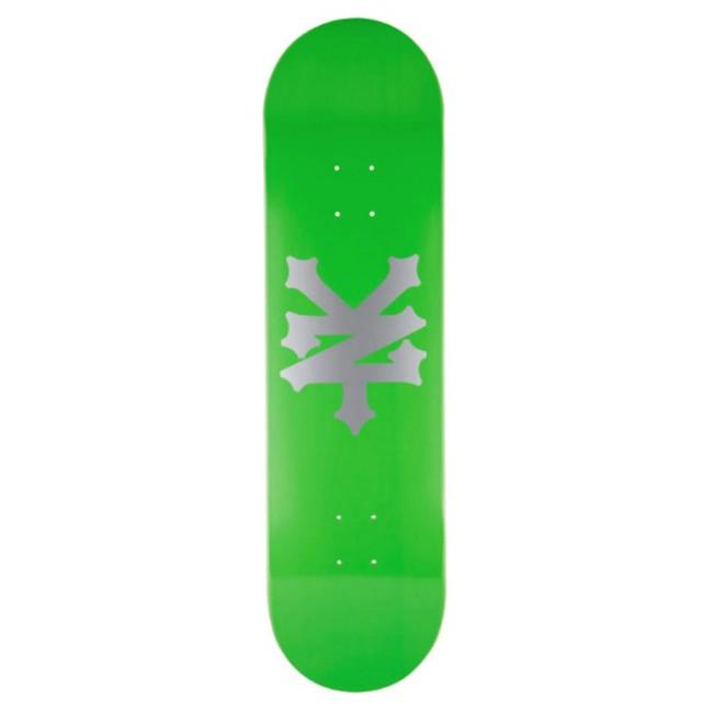 Zoo York Big Cracker Skateboard Deck Energy 8.375