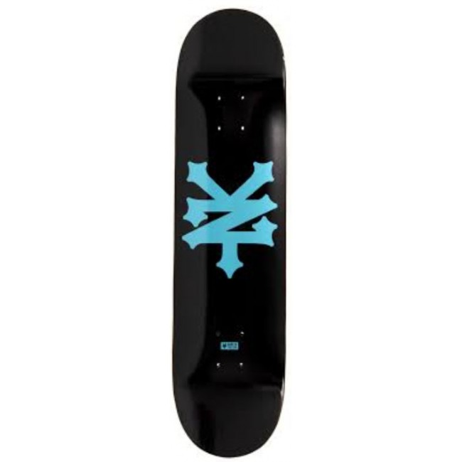 Zoo York Big Cracker Skateboard Deck Midnight 7.875