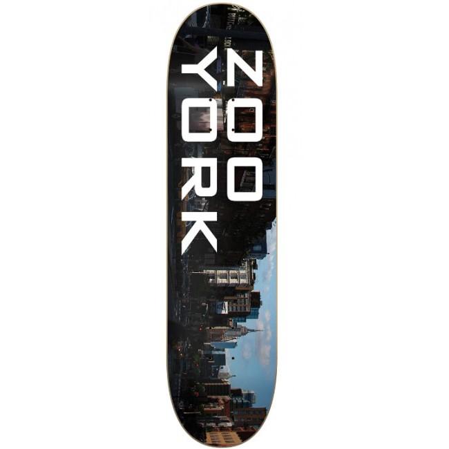Zoo York Bowery Skateboard Deck 8