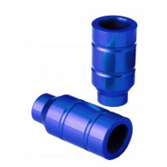 Grit Alloy Scooter Pegs Blue