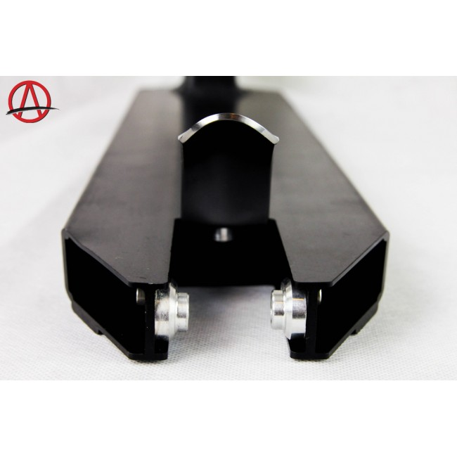 Apex Pro Scooter Deck Black 550mm