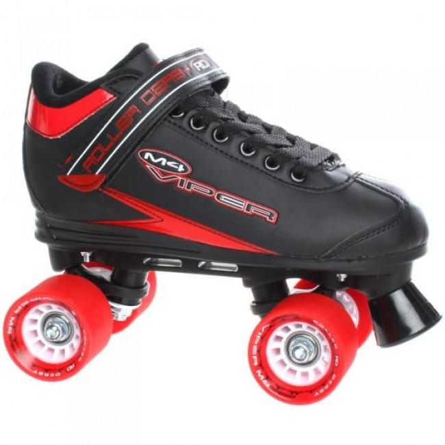 Roller Derby Viper M4 Speed Quad Skates Mens