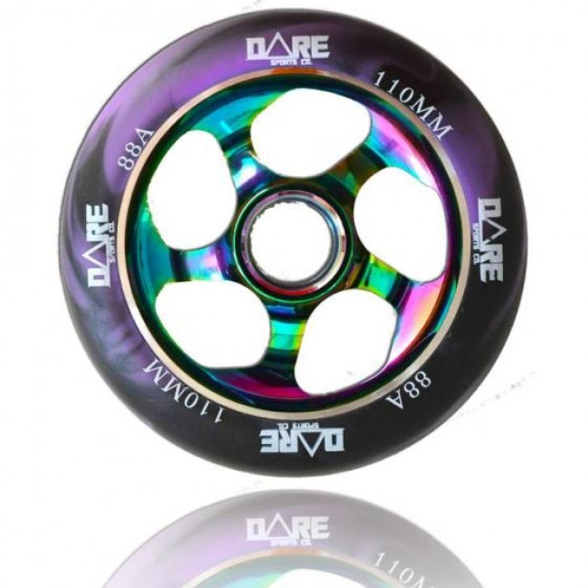 Dare Motion Scooter Wheel Neo Chrome 110mm