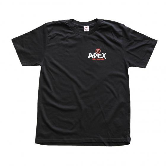 Apex Pro Scooters T-Shirt Black Medium