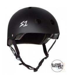 S1 Lifer Helmet Matt Black Extra Large