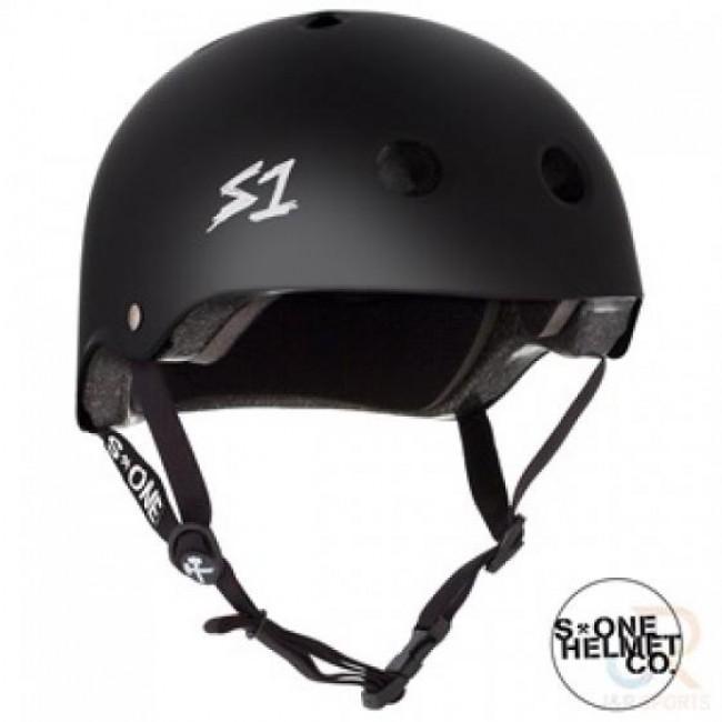 S1 Lifer Helmet Matt Black