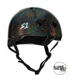 S1 Lifer Helmet Gloss Glitter Extra Large