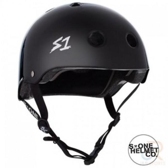 S1 Lifer Helmet Gloss Black