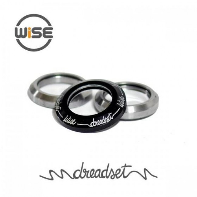 Wise Dreadset Integrated Headset Black