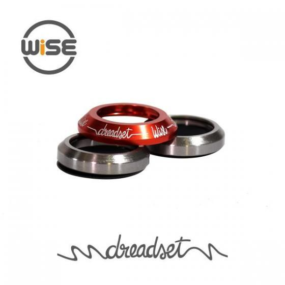 Wise Dreadset Integrated Headset Orange