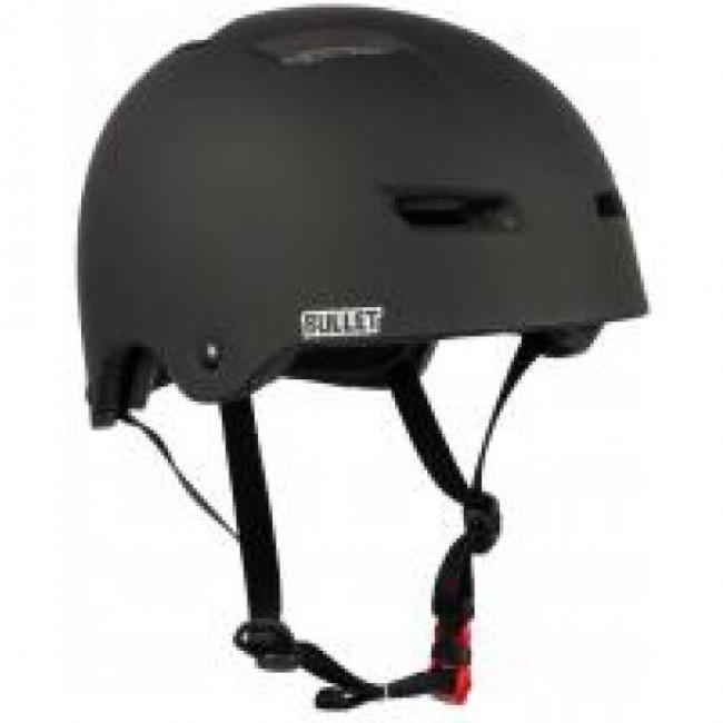 Bullet Helmet Inmold L/XL Black