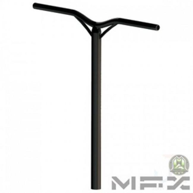 MGP MFX Aero Scooter Bars Black Alloy 24 x 25
