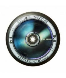 Root Industries Air Wheel Black/Blue Ray 110mm