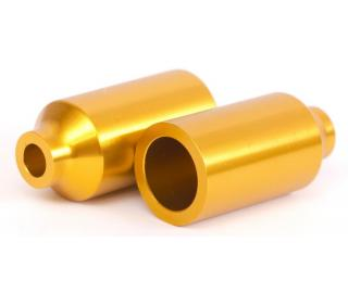 Blazer Pro Canista Scooter Pegs Gold