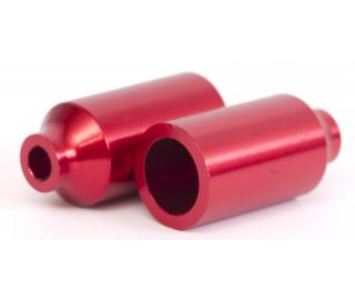Blazer Pro Canista Scooter Pegs Red