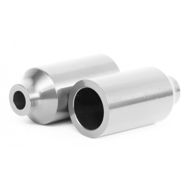Blazer Pro Canista Scooter Pegs Silver