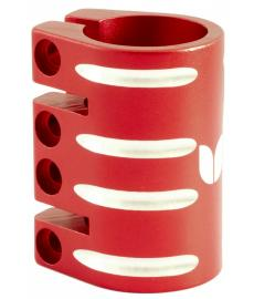 Blazer Pro Quad Clamp Red