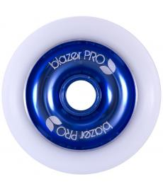 Blazer Pro Metal Core Scooter Wheel Blue