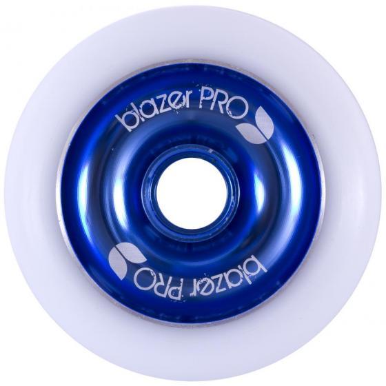Blazer Pro Metal Core Scooter Wheel Blue