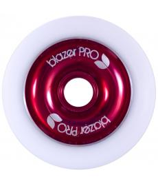 Blazer Pro Metal Core Scooter Wheel Red