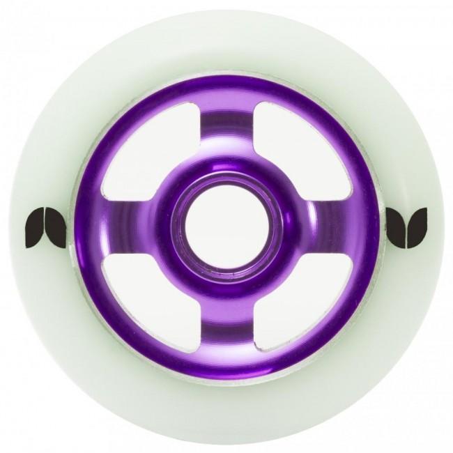 Blazer Pro Stormer Wheel Aluminium Purple 100MM