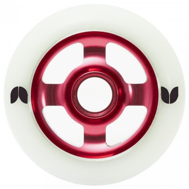 Blazer Pro Stormer Wheel Red 100MM