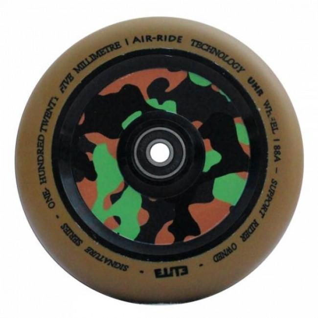 Elite Camo Air Ride Wheels  Gum 110mm