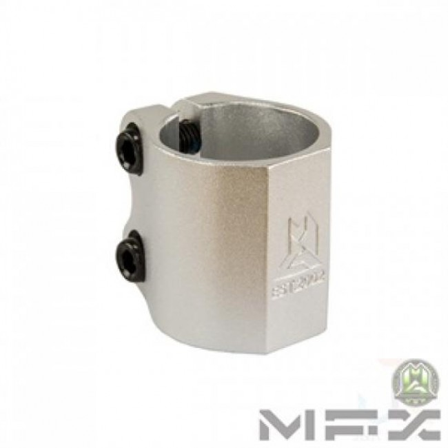 MGP MFX Extreme Double Clamp Silver