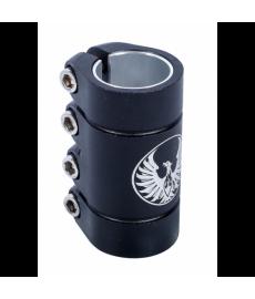 Phoenix Smooth SCS Scooter Clamp Black