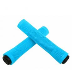 Phoenix Solace Scooter Handlebar Grips Blue