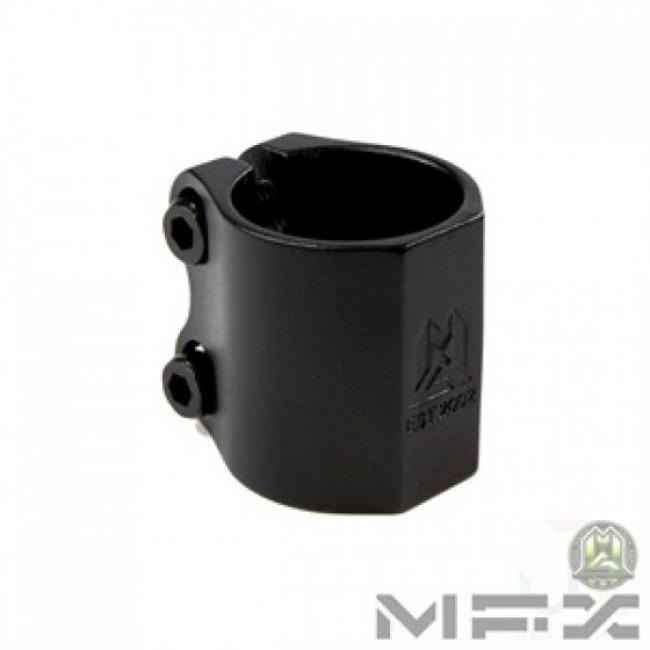 MGP MFX Extreme Double Clamp Black