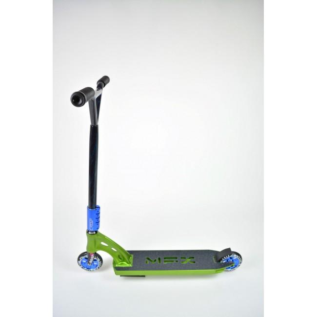MGP MFX Custom Stunt Scooter Green